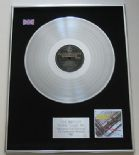 THE BEATLES - Please Please Me PLATINUM LP presentation Disc